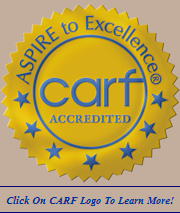 Click On CARF Logo To Learn More!